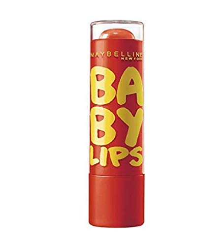 Maybelline Baby Lips Flavoured Lip Balm - Orange Burst by Maybelline