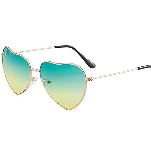 TTWLJJ Gafas de Sol polarizadas Hombre Mujere UV400 Protection, Retro/Aire Libre Deportes Golf Ciclismo Pesca Senderismo,Verde