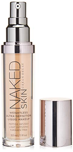 Urban Decay Naked Skin Weightless Ultra Definition Liquid Makeup, 2.0, 1 Ounce