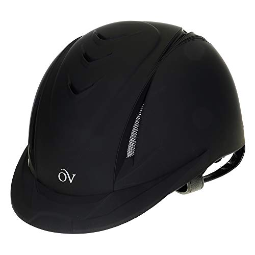 Ovation Girls' Schooler Deluxe Riding Helmet - 467566Blue