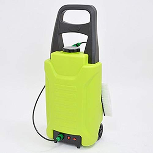 サンコー『タンク式充電どこでも高圧洗浄機』