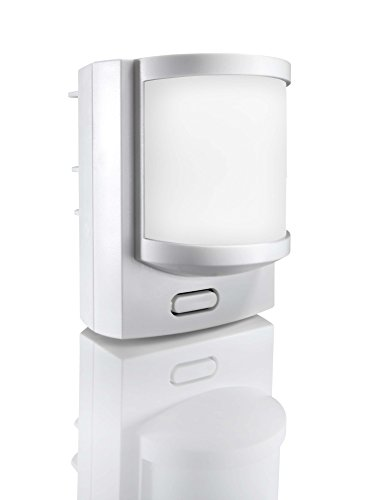 Somfy 2400439 - Funk-Bewegungsmelder für Protexiom und Protexial Alarmanlage, Clevere Infrarot-Messtechnik, weiß