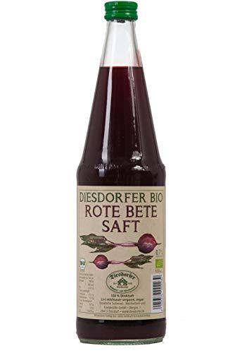 Diesdorfer Bio Rote Bete Saft 0,7 L VEGAN