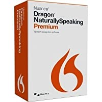 Nuance Dragon NaturallySpeaking v.13.0 Premium - 1 User - Voice Recognition Box - DVD-ROM - PC - English - A509A-G00-13.0 by Generic [並行輸入品]
