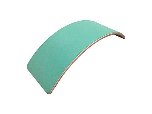 Cool-Dreams - Tabla de equilibrio Montessori con fieltro de protección color Tourquoise