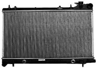 TYC 2674 Subaru Compatible withester 1-Row Plastic Aluminum Replacement Radiator