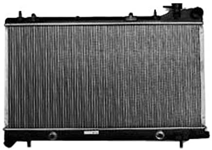 amazon com tyc 2674 subaru forester 1 row plastic aluminum Forester Radiator Panel 15