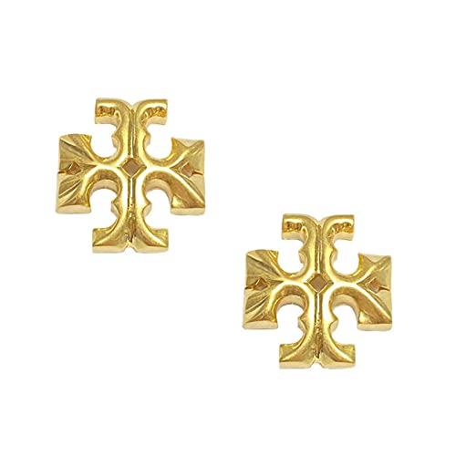 YFZCLYZAXET Pendientes Mujer Pendientes De Moda Pendientes De Moda De Oro Mate De Oro Mate De Metal