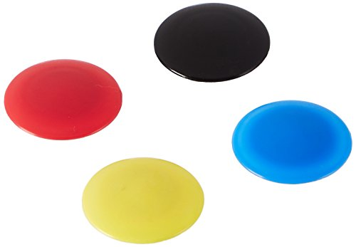 JAKO Ersatzmagnete-taktiktafel, Mehrfarbig, One Size