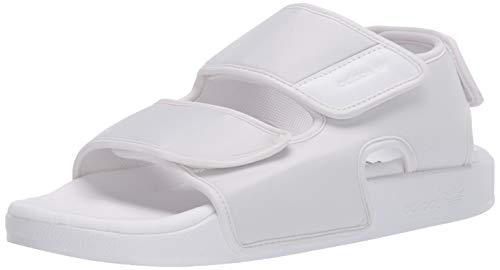 adidas Originals Men's Adilette Sandal 3.0, White