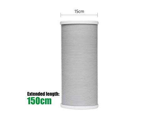 15cm Diámetro Manguera de escape 150/200 / 300cm Longitud
