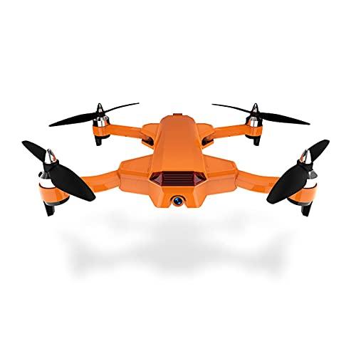 GZTYLQQ Drone con Fotocamera 4K EIS UHD per Adulti, Quadcopter GPS Facile per Principianti con Motore brushless, Circle Fly, Waypoint Fly, modalità Senza Testa