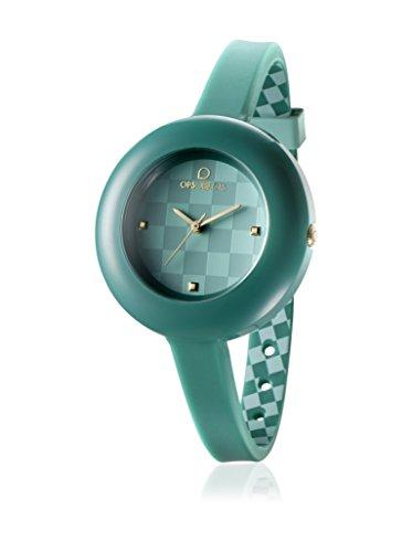 Ops Reloj con Movimiento japonés Damier 35 mm