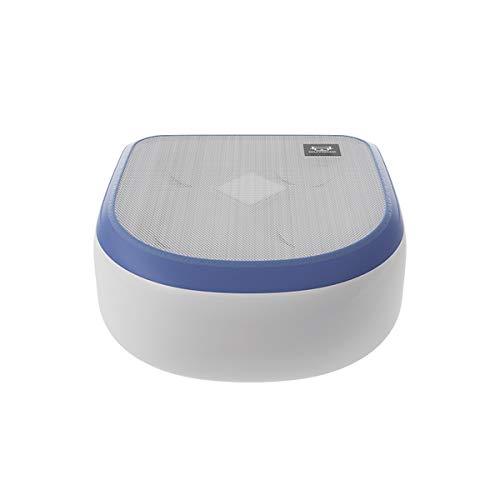 YZH Aufblasbarer Whirlpool-Sitz, aufblasbarer Sitzerhöhung, aufblasbarer Whirlpool-Sitz mit Saugnapf, wasserdicht, rutschfest, aufblasbar, wassergefüllt, Verwendung für Whirlpool, Spa-Massage