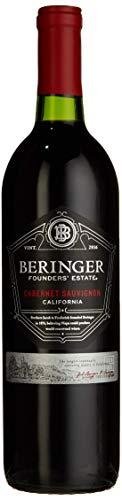Beringer Cabernet Sauvignon Founders' Estate 2017 Kalifornien Wein trocken (1 x 0.75 l)