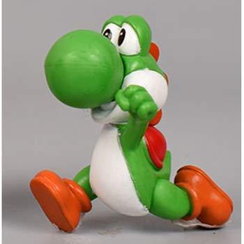 Yoshi rennend Figur Deko Tortendekoration Sammelfigur 6 cm*NEU*OVP*
