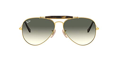 Ray-Ban RB 3029 Gafas de sol, Gold, 62 para Hombre