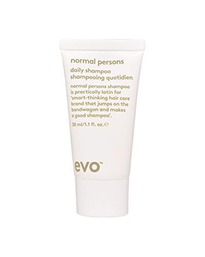 EVO Normal Persons Daily Shampoo 30ml