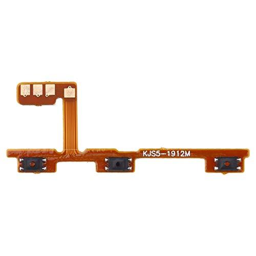 un known Reemplazo extraíble Botón de Encendido y botón de Volumen Cable Flexible para el Accesorio Vivo S5