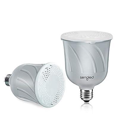 Sengled Pulse LED Smart Bulb with JBL Bluetooth Speaker, Requires Pulse Starter Kit