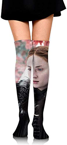 v-kook-v Anime Naruto Over Knee High Strümpfe absorbieren Schweiß Wearproof Long Tube Socks
