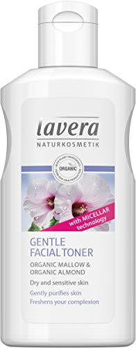 Lavera Organic Mallow & Almond Gentle Facial Toner (For Dry & Sensitive Skin) 125ml