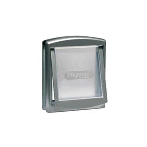 Porte Staywell avec abattant magnétique Gris