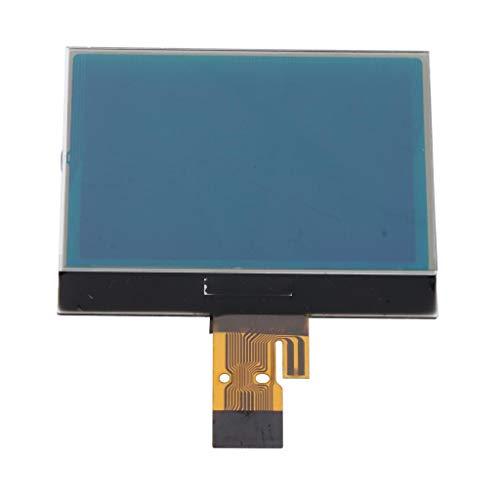 Shiwaki Reemplazo De Pantalla LCD De Racimo De Instrumentos De Plástico Para Peugeot 407 2004-2010