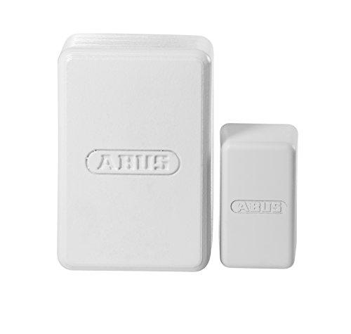ABUS FUMK50020W componente de - Vigilancia (Inalámbrico, 60 g, 28 x 18 x 42 mm, -10 - 55 °C, 3.6 V DC, Blanco)