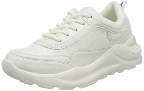 ALDO Damen BINX Cas Schuhe, weiß, 36 EU