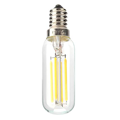 Pasamer Led Filament Light 4w T26 E14 Base Bombilla de
