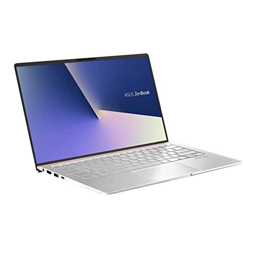 Zenbook ASUS CPU AMD Ryzen 5 3500U con pantalla de 14 pulgadas, DDR4 8 GB, SSD de 256 GB, HDMI, Windows 10 Pro.