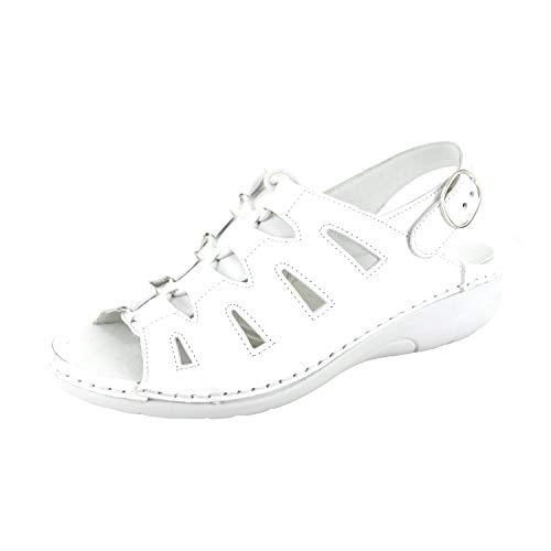 Waldloper dames sandaletten Gunna 204004186/150 wit 524646