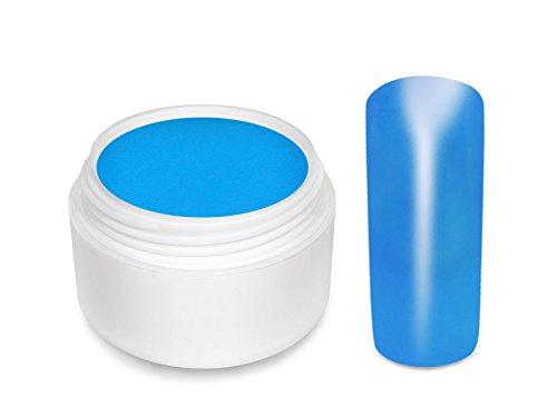 Gel de Couleur FLUO BLEU- 5 ml- collection Fluo