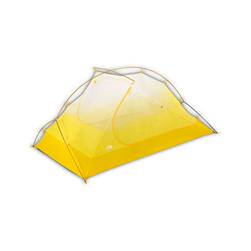 The North Face Fusion 2 Tent Canary Yellow/High Rise Grey OS