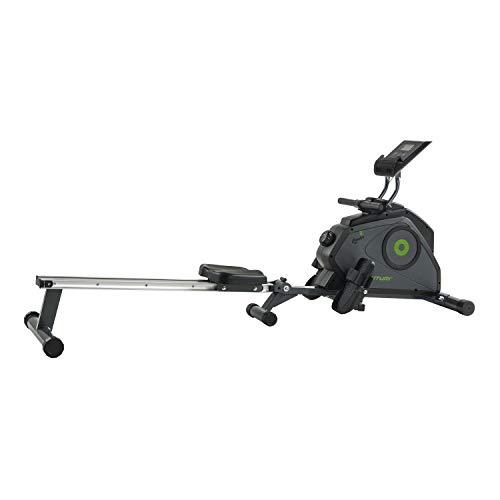 Tunturi Cardio Fit R30 Rudergerät für Zuhause / Rudermaschine /Rower / Heimtrainer mit Magnetbremssystem/ klappbar und platzsparend