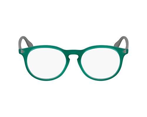 Ray-Ban 0Ry1554, Monturas de Gafas Unisex-Niños, Marrón (Rubber Torquoise), 48
