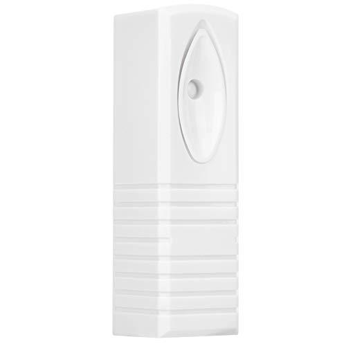Alarma de vibración de alerta de ventana - Detector de sensor de alarma de vibración fotoeléctrica cableada Sistema de alarma de seguridad para el hogar