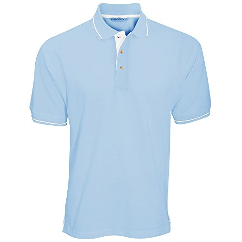 KUSTOM KIT - Sweat à capuche - Femme grand - Multicolore - Light Blue/White - S