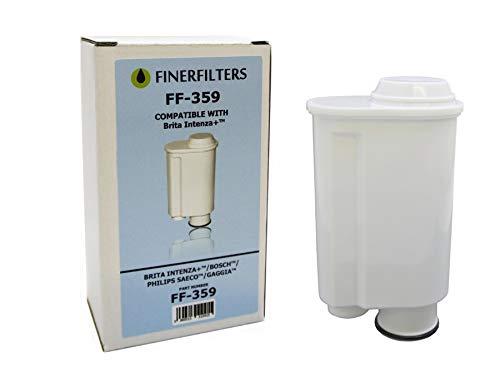 Finerfilters Koffiemachine Waterfilter Compatibel met Brita Intenza+®