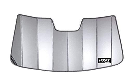Husky Liners Fits 2015-20 Ford F-150, 2017-20 Ford f-250/F-350 Custom Sunshade,97007,Black