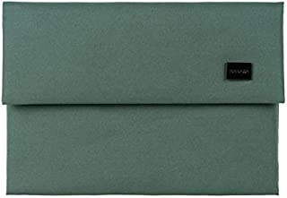YINUO Netbook Bag E200 Series Polyester Waterproof Laptop Sleeve Bag for 13 inch Laptops (Black)(Green)(Beige) (Color : Green)