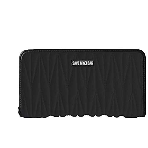 Portemonnee Save my bag wallet candy black