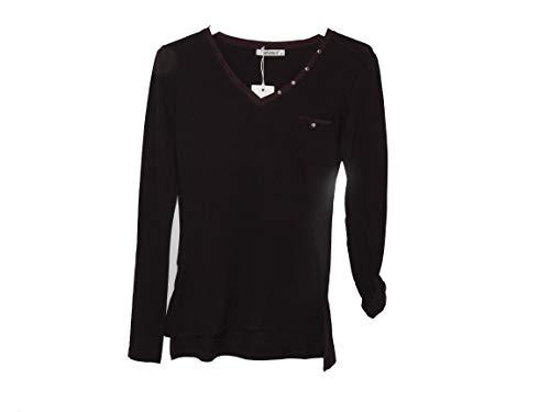 Haily´s Damen Shirt INES (38, Wine Marl)