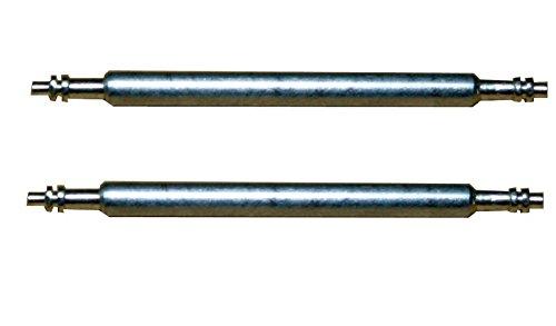 Federsteg Federstift Uhrensteg Uhrenstift Stegbreite 11 mm (Länge 13 mm) 2 Stück