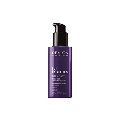 NATURAL HONEY - Revlon Be Fabulous Daily Care Fine Hair Volumizing Spray 150ml
