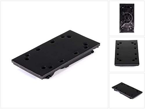 Bosch Schleifplatte 92x182mm für Schwingschleifer PSS 200 A (2609000875)