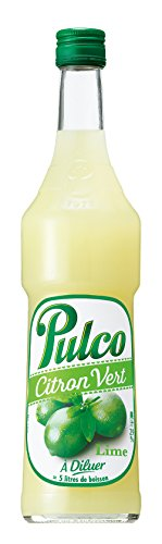 プルコ ライム 果汁飲料<濃縮飲料> 700ml瓶