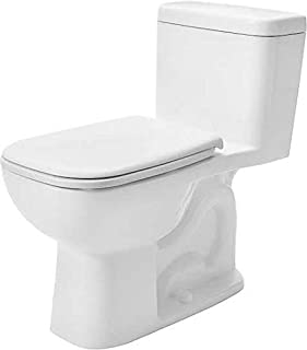 D-Code 1.28 GPF Elongated Toilet 1 Piece