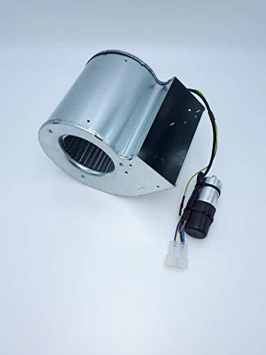 EBM D2E097-BE01-02 Ventilator für Pelletofen 54 W 147 mm SF